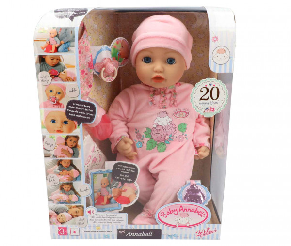 Zapf Creation Baby Annabelle Puppe