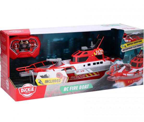Dickie Toys RC Feuerwehr Boot