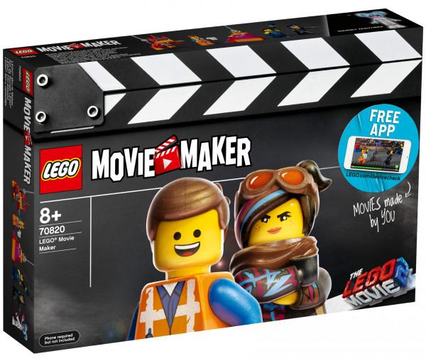 70820 THE LEGO® MOVIE 2™ Movie Maker