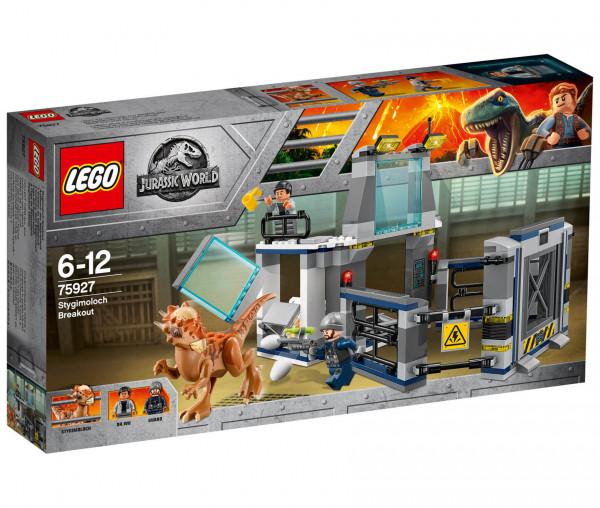 75927 LEGO® Jurassic World™ Ausbruch des Stygimoloch