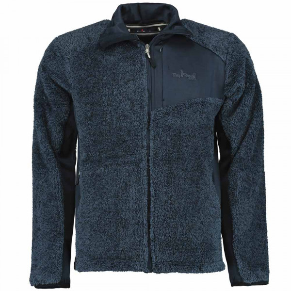 Tony Bown Herren Jacke Highloft-Fleece