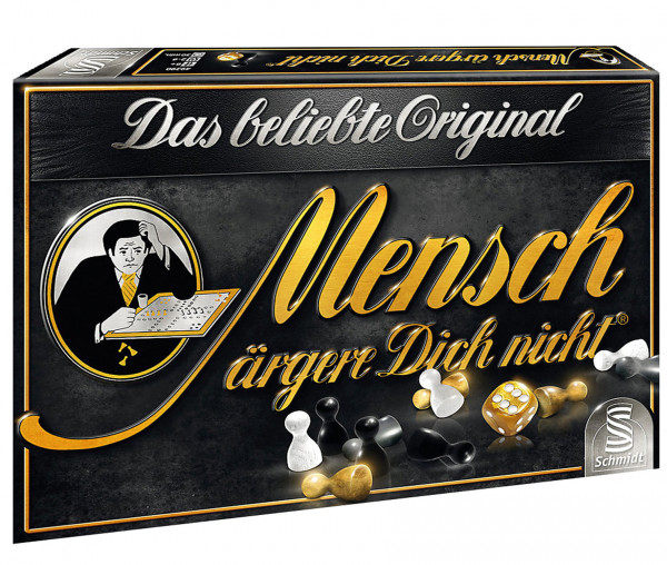 Schmidt Spiele Das Original - Mensch Ärgere Dich Nicht