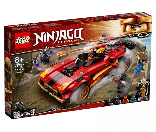 71737 LEGO® NINJAGO® X-1 Ninja Supercar