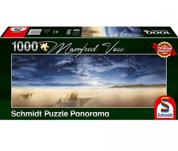 Schmidt Puzzle Panorama unendliche Welt, Sylt