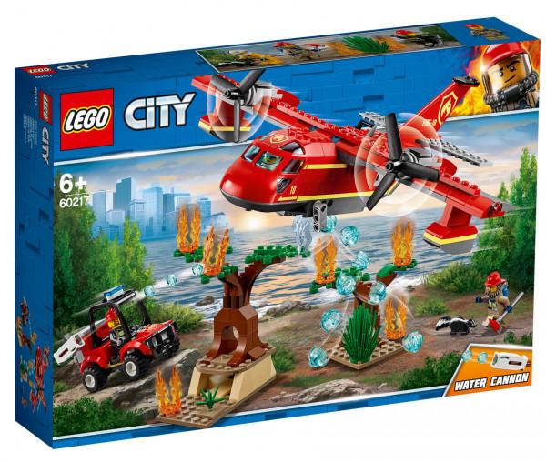 60217 LEGO® City Löschflugzeug der Feuerwehr