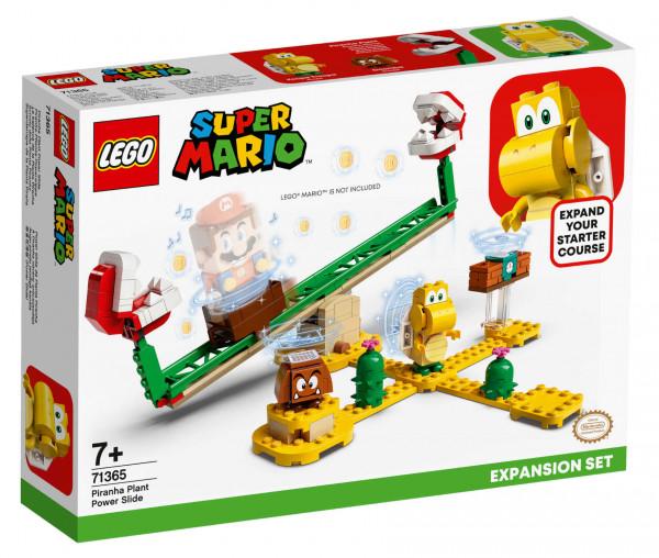71365 LEGO® Super Mario™ Piranha-Pflanze-Powerwippe – Erweiterungsset