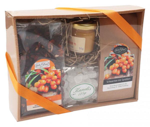 Heiko Blume Sanddorn Geschenke-Box