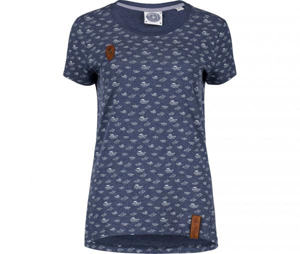 Offshore Damen T-Shirt Schiffe