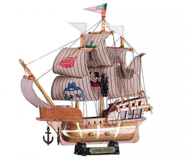 Tony Brown Modellschiff Hanse Kogge
