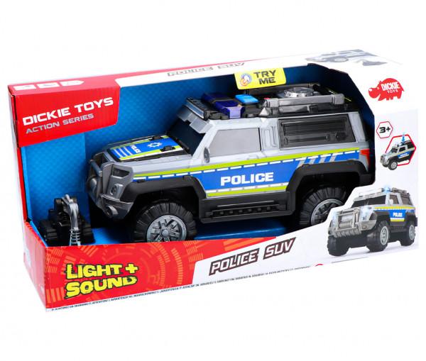 DICKEY TOYS Police SUV 30 cm
