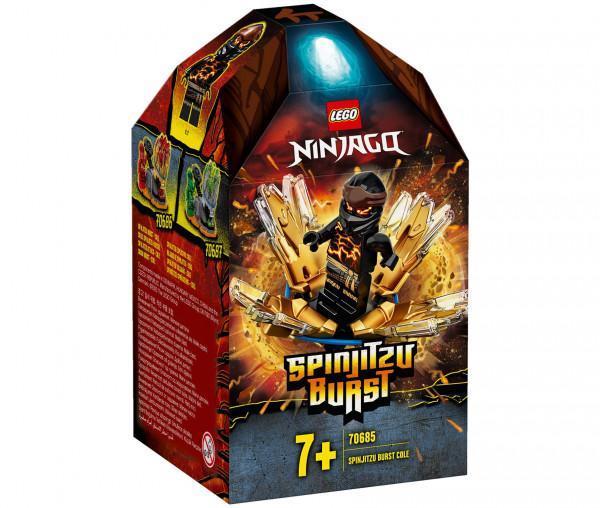 70685 LEGO® NINJAGO® Coles Spinjitzu-Kreisel