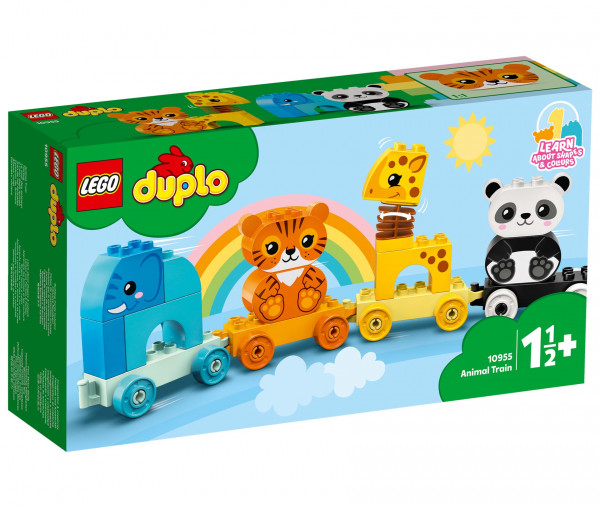 10955 LEGO® DUPLO® Mein erster Tierzug