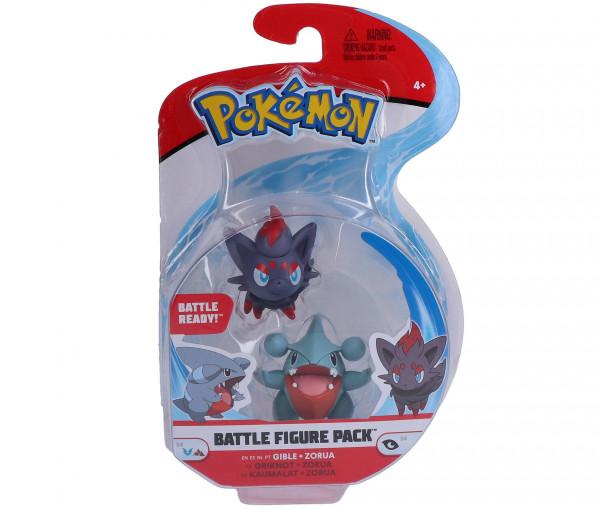 Pokémon Battle Figure Pack Kaumalat & Zorua