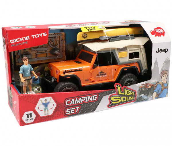 Dickie Toys Playlife Camping Set