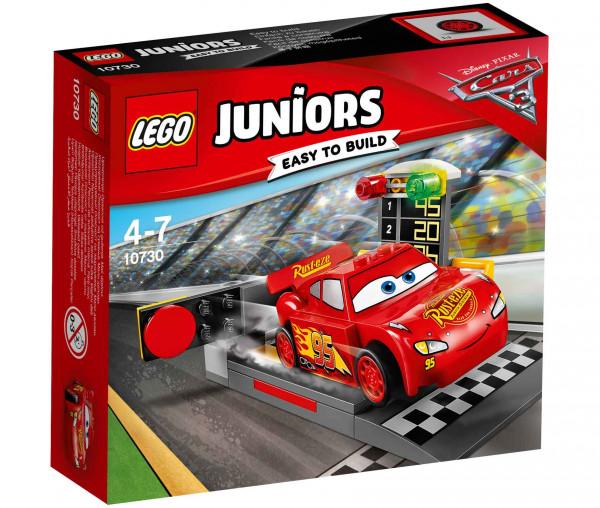 10730 LEGO® Disney™ Lightning McQueens Beschleunigungsrampe