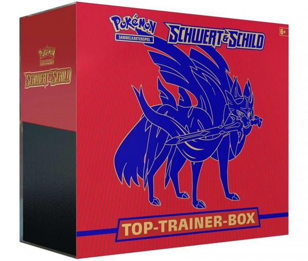 Pokémon Schwert & Schild Top-Trainer-Box
