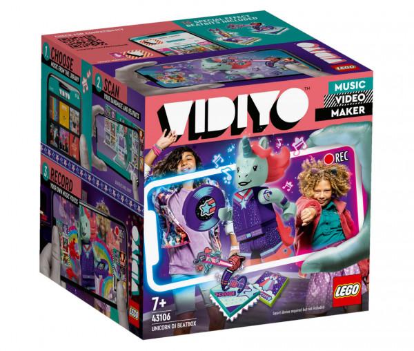 43106 LEGO® VIDIYO™ Unicorn DJ BeatBox