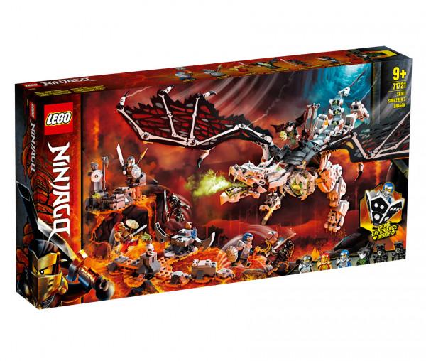 71721 LEGO® NINJAGO® Drache des Totenkopfmagiers