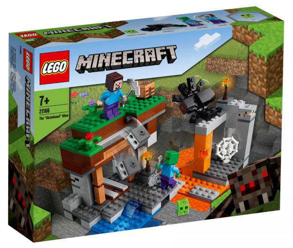 21166 LEGO® Minecraft™ Die verlassene Mine