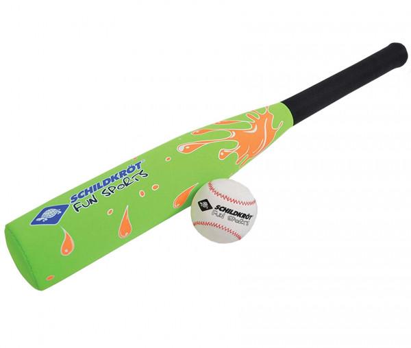 Schildkröt Neopren Baseballset Schläger+Ball