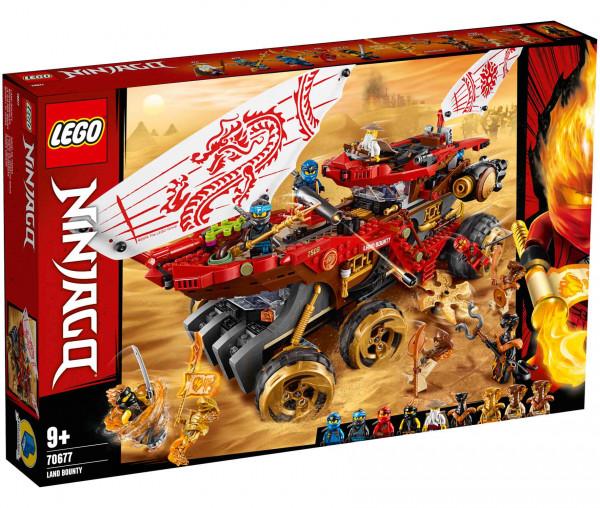 70677 LEGO® NINJAGO® Wüstensegler