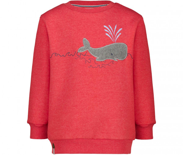 InselLeben Kinder Pullover Wal