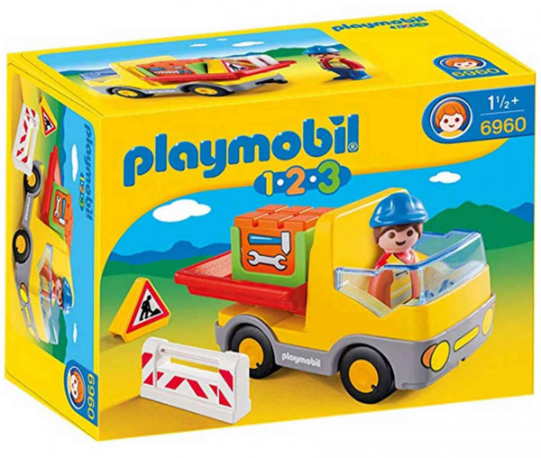 Playmobil 123 6960 - Muldenkipper