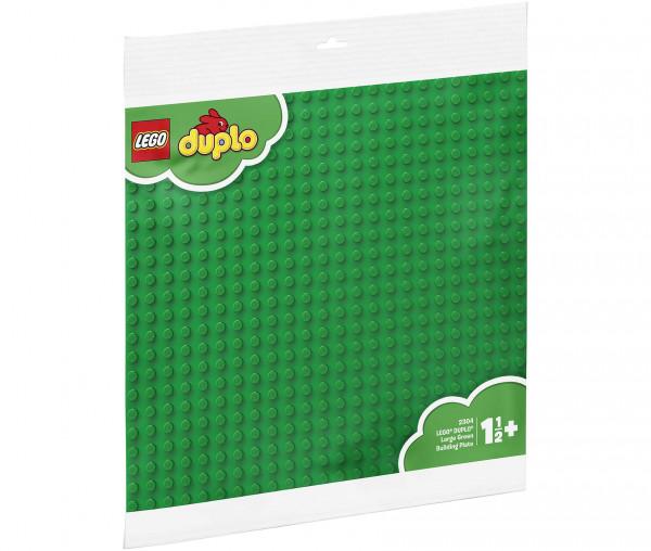 2304 LEGO® DUPLO® Große Bauplatte, grün
