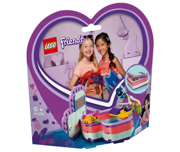 41385 LEGO® Friends Emmas sommerliche Herzbox