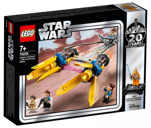 75258 LEGO® Star Wars™ Anakin's Podracer™ – 20 Jahre LEGO Star Wars
