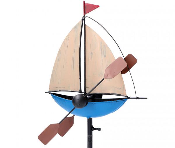 Tony Brown Blechpendler Segelboot