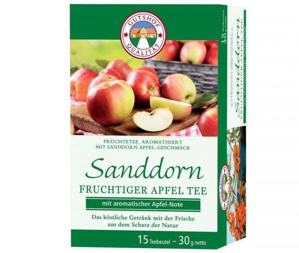 Avita Sanddorn Fruchtiger Apfel Tee (Aufgussbeutel)