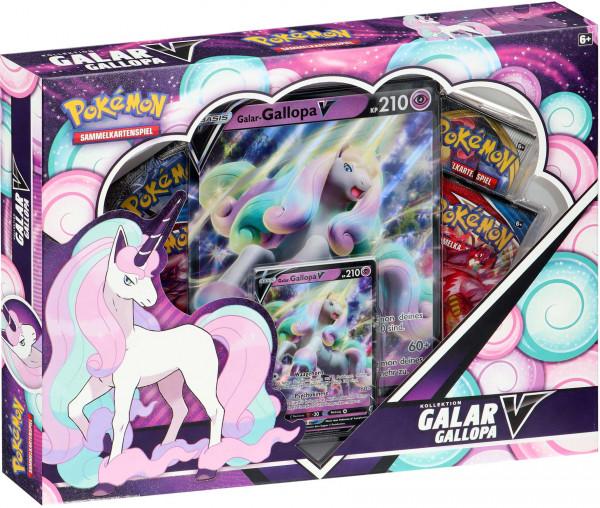 Pokémon Galar-Gallopa-V Box