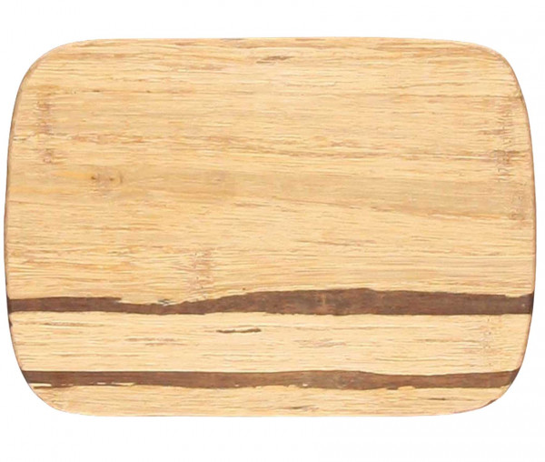 Tony Brown kleines Bambus Frühstücksbrett