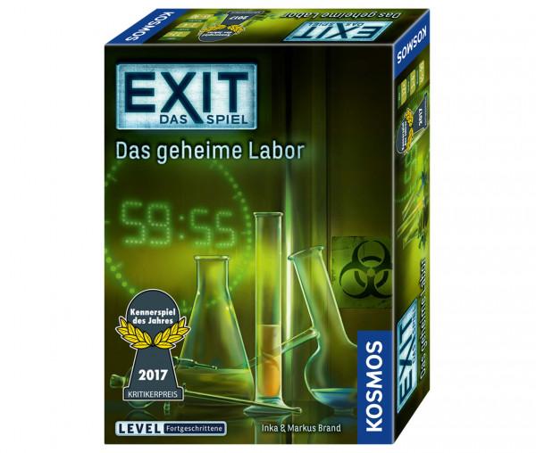 Kosmos Exit - Das Spiel Das Geheime Labor