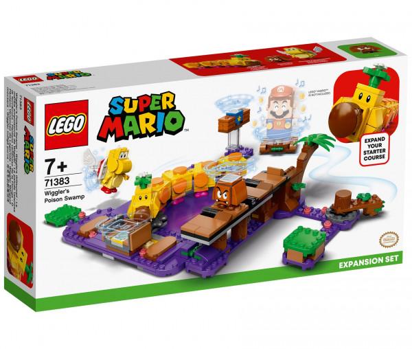 71383 LEGO® Super Mario™ Wigglers Giftsumpf – Erweiterungsset