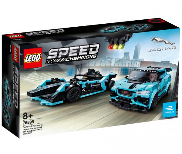 76898 LEGO® Speed Champions Formula E