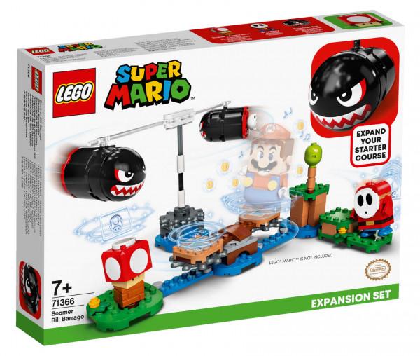 71366 LEGO® Super Mario™ Riesen-Kugelwillis – Erweiterungsset