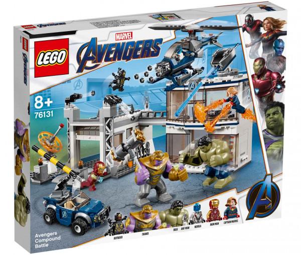 76131 LEGO® Marvel Super Heroes Avengers-Hauptquartier
