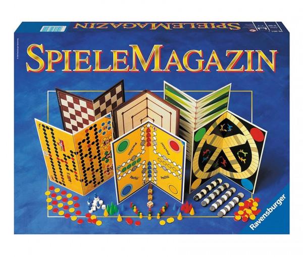 Ravensburger Spielesammlung SpieleMagazin