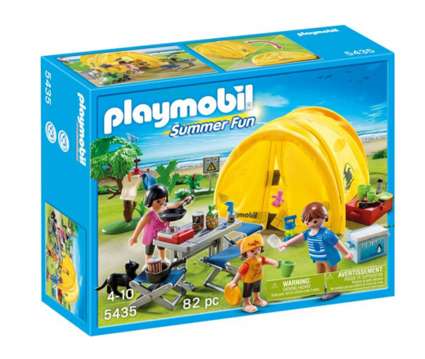 Playmobil 5435 - Familien Camping