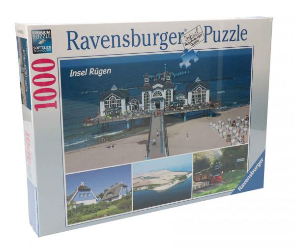 Ravensburger Puzzle 1000 Teile - Insel Rügen