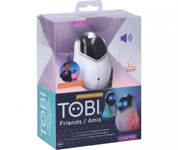 TOBI Friends Robot Chatter