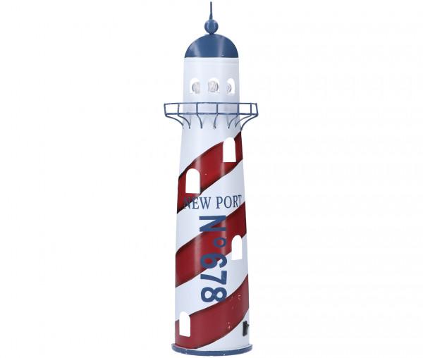 Tony Brown Leuchtturm mit LED-Licht