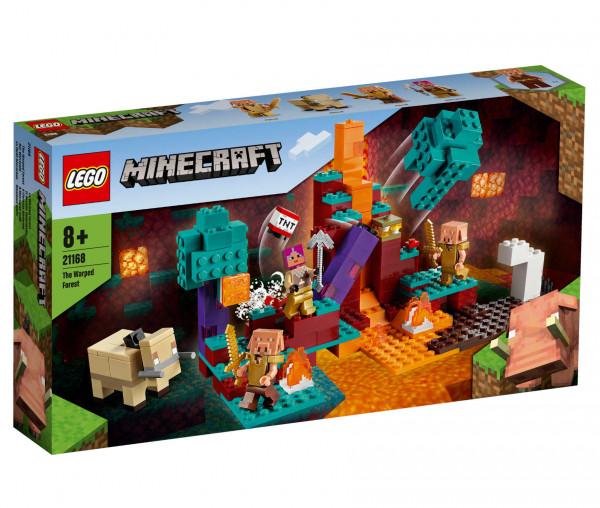 21168 LEGO® Minecraft™ Der Wirrwald