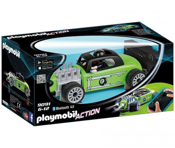 Playmobil Rc-Rock Roll Racer