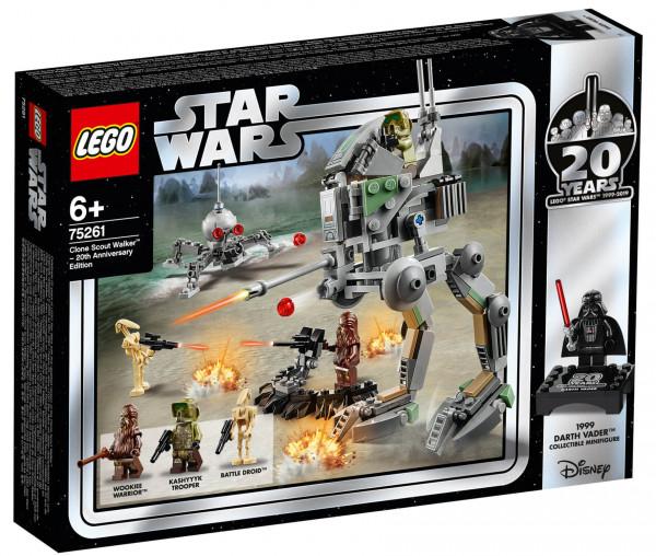 75261 LEGO® Star Wars™ Clone Scout Walker™ – 20 Jahre LEGO Star Wars