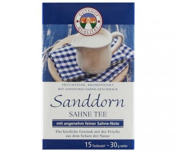 Avita Sanddorn Sahne Tee (Aufgussbeutel)
