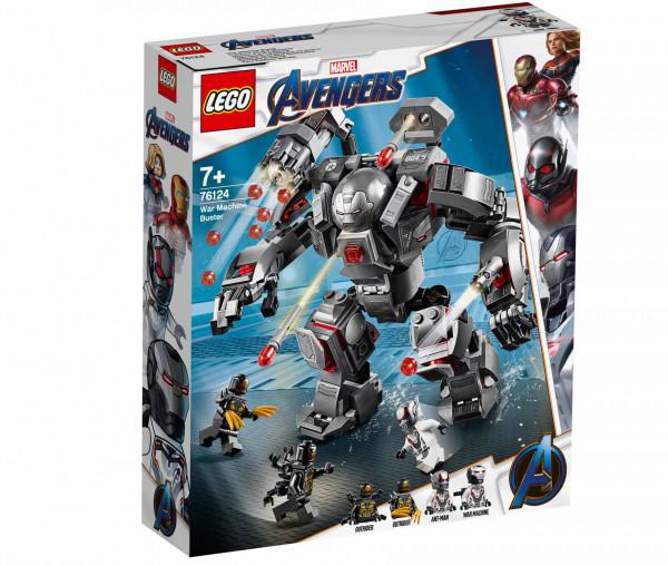 76124 LEGO® Marvel Super Heroes War Machine Buster