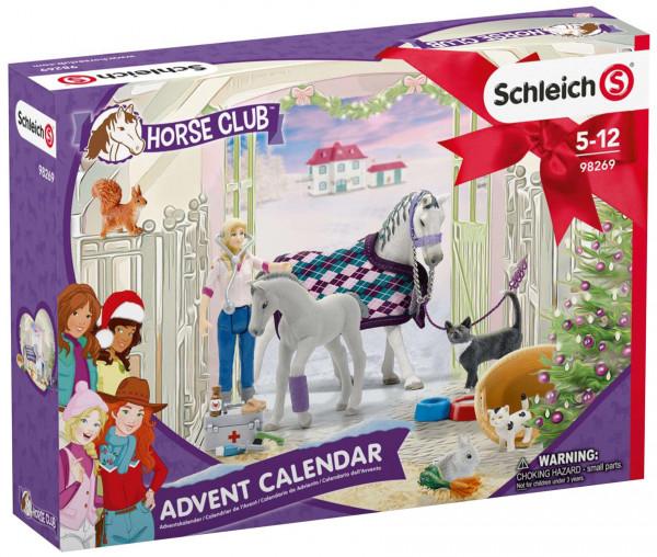 Schleich 98269 Horse Club Adventskalender